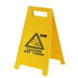 11/09 'Caution Wet Floor' Sign